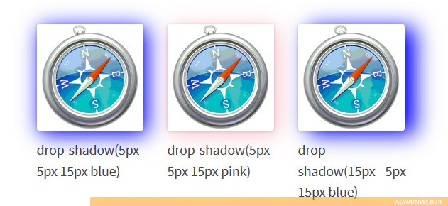 drop-shadow