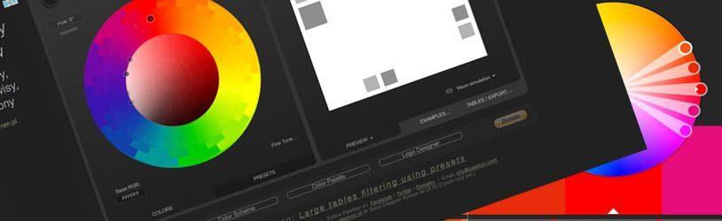 Strony, które pomogą ci dobrać kolory dla twojej strony internetowej