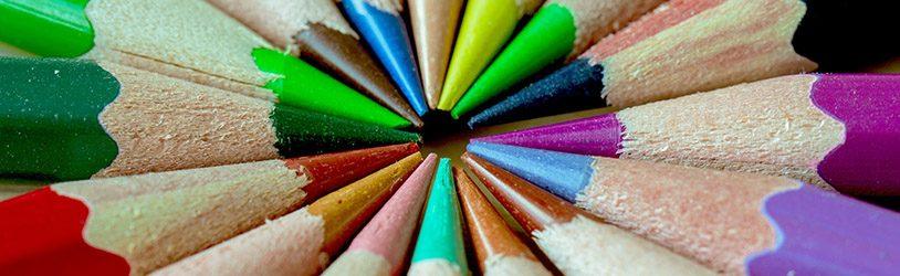 Najefektywniejsze kolory na stronie - kolory w marketingu