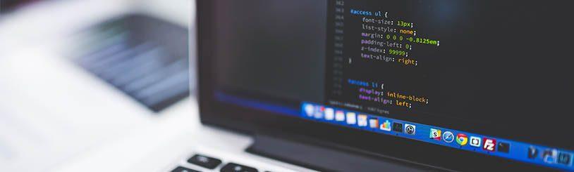 monitor kod php css programowanie