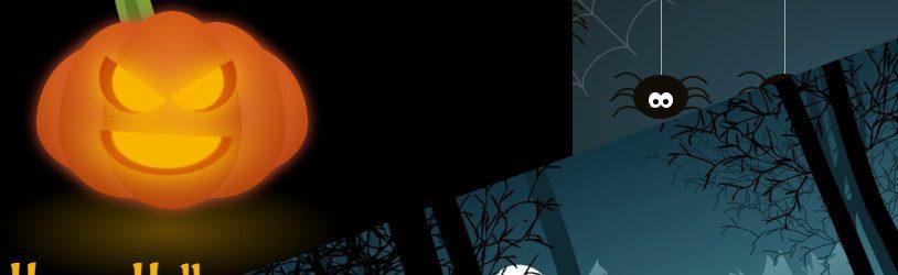 animacje na halloween - zbiór ciekawych przykładów