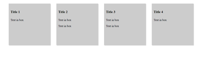Sticky Note in CSS